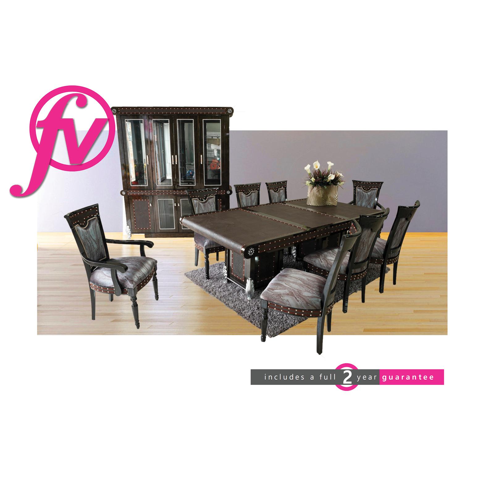 Armani Dining Room Suite
