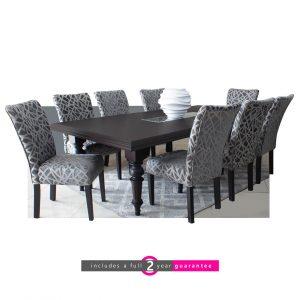 solid wood dining room suite furniturevibe