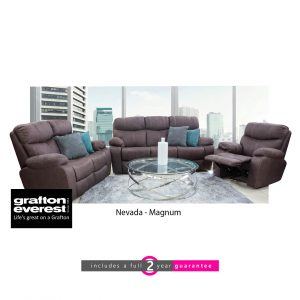 Grafton Everest Nevada 3 action motion lounge suite furniturvibe