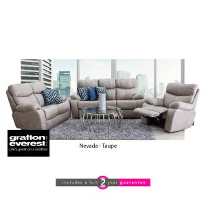 Grafton Everest Nevada 5 action motion lounge suite furniturevibe