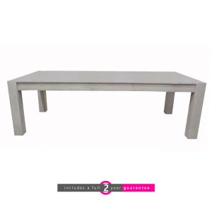 max dining table white wash furniturevibe