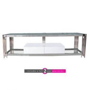 stainless steel plasma stand furniturevibe