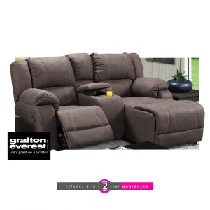 Grafton Everest L shape lounge suite
