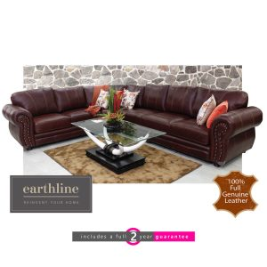 leather corner lounge suite furniturevibe